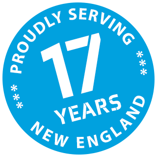 Proudly Serving New England with 17 Years of Experience
