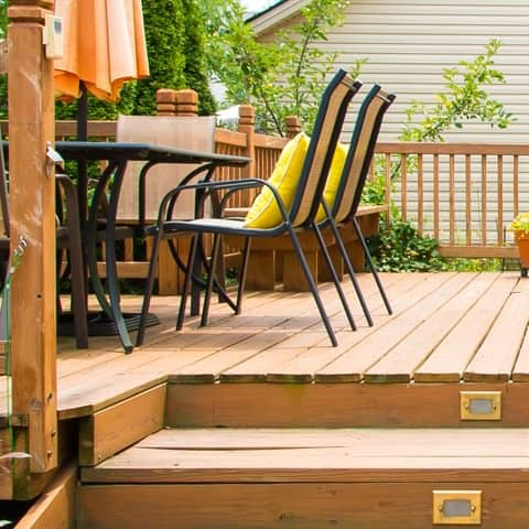 Decks and Fences Power Washing