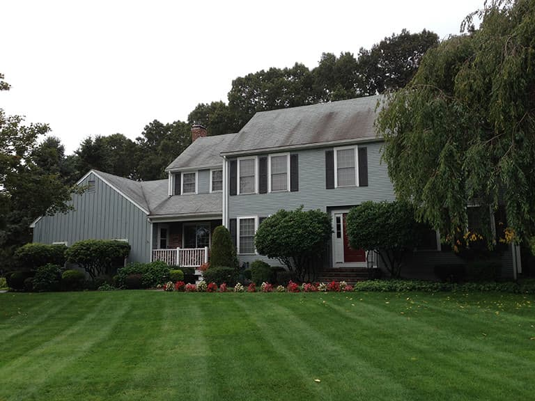 Roof Cleaning Johnston Rhode Island