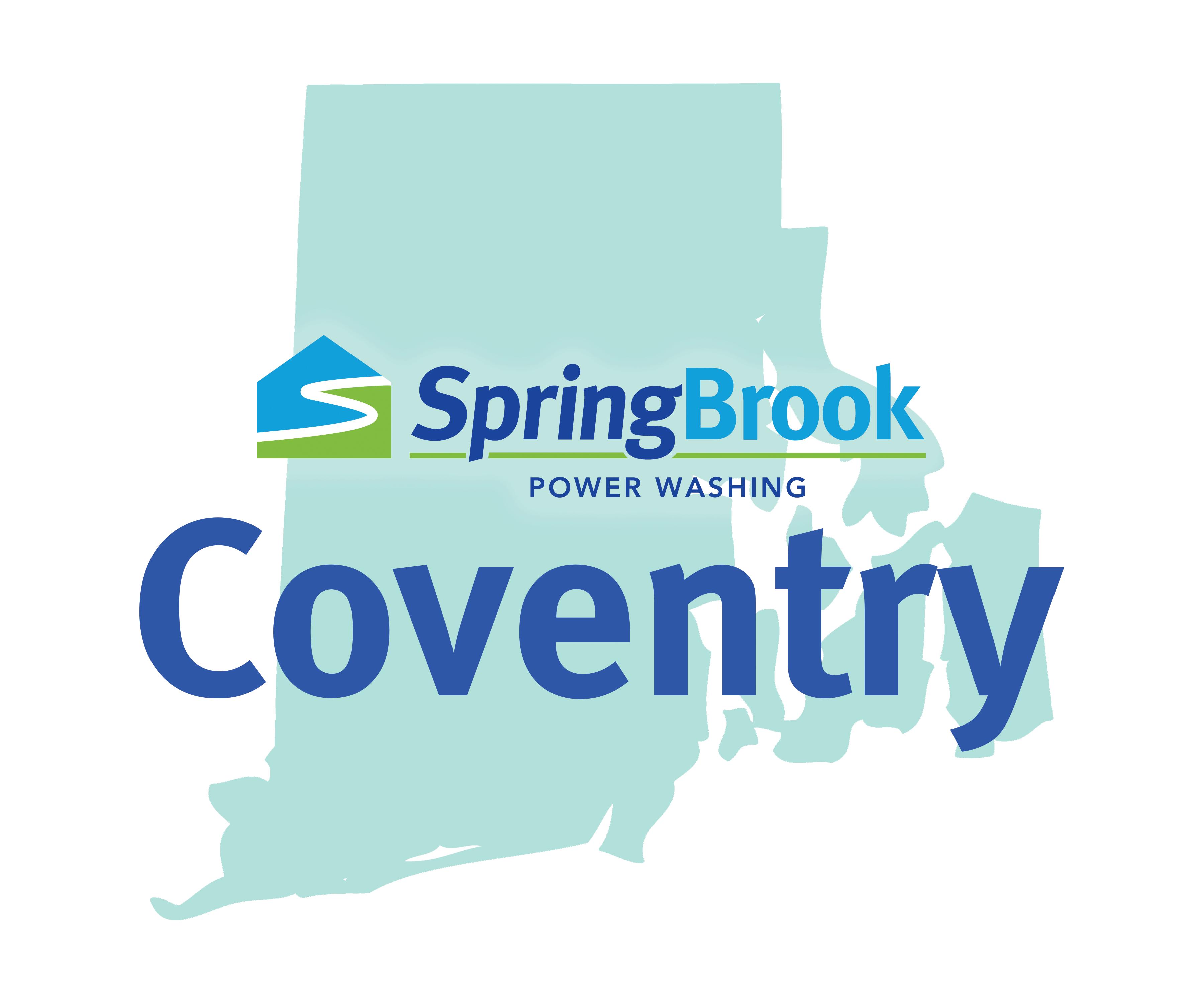 Springbrook Power Washing Coventry Rhode Island