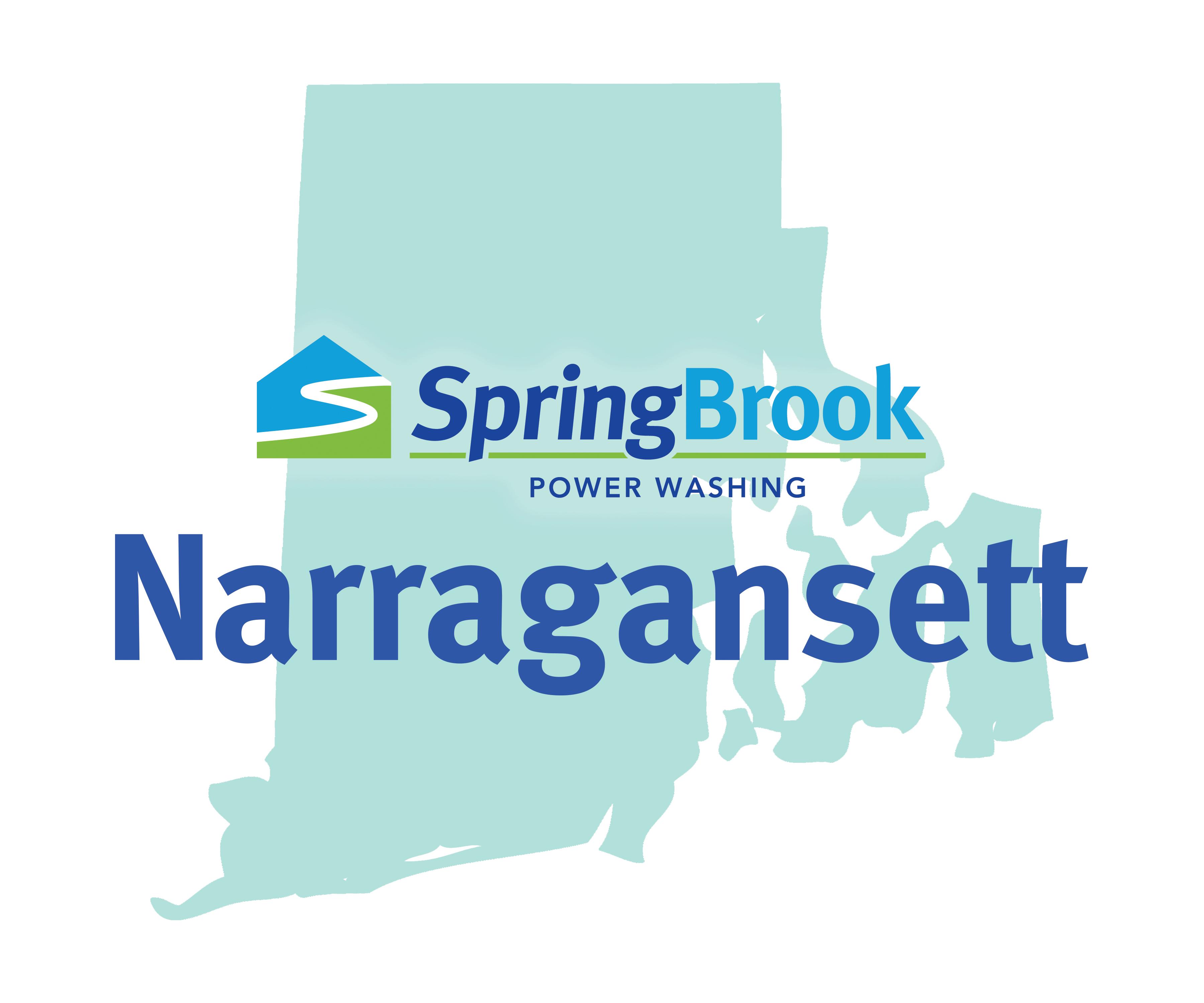Springbrook Power Washing Narragansett Rhode Island