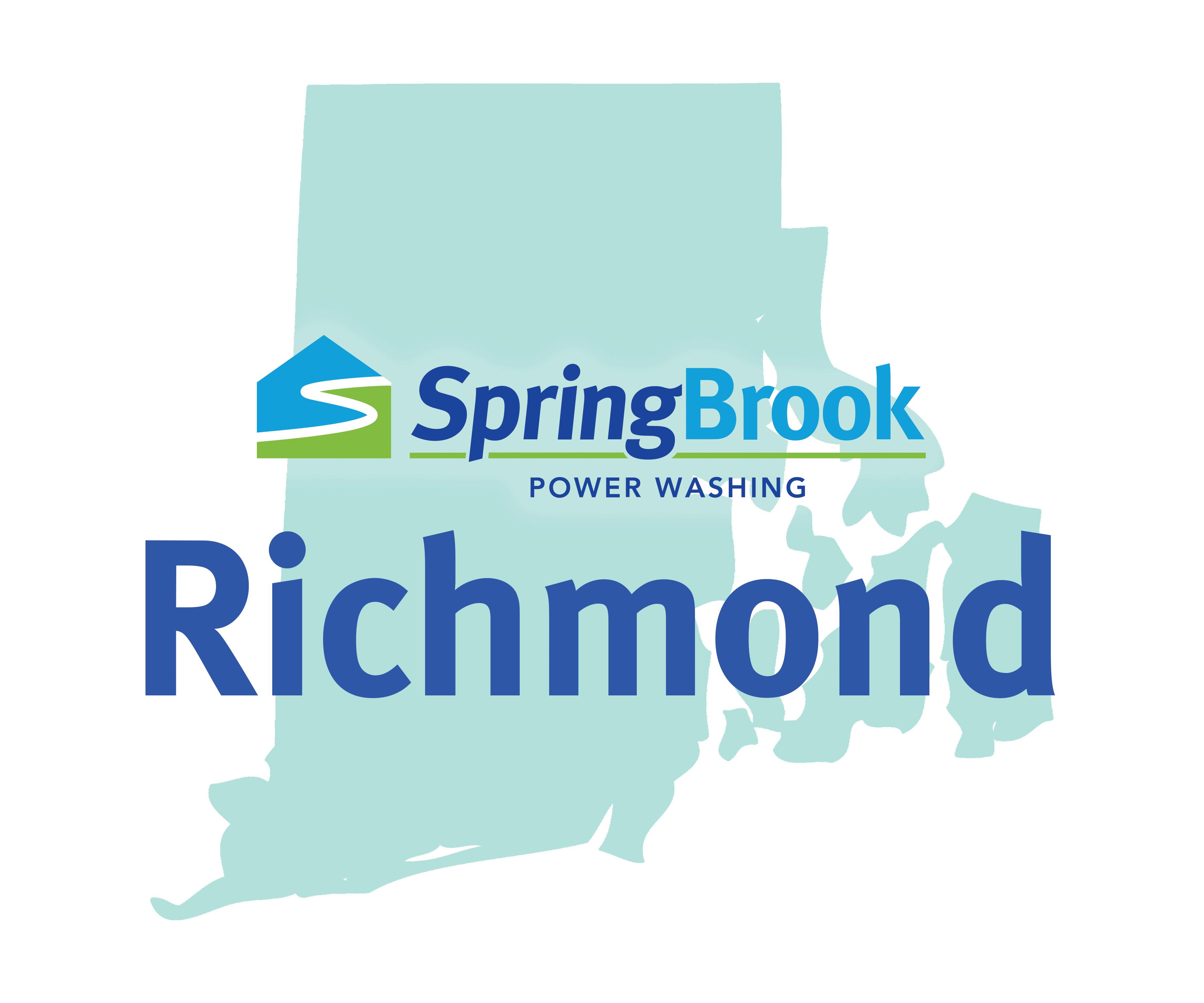 Springbrook Power Washing Richmond Rhode Island