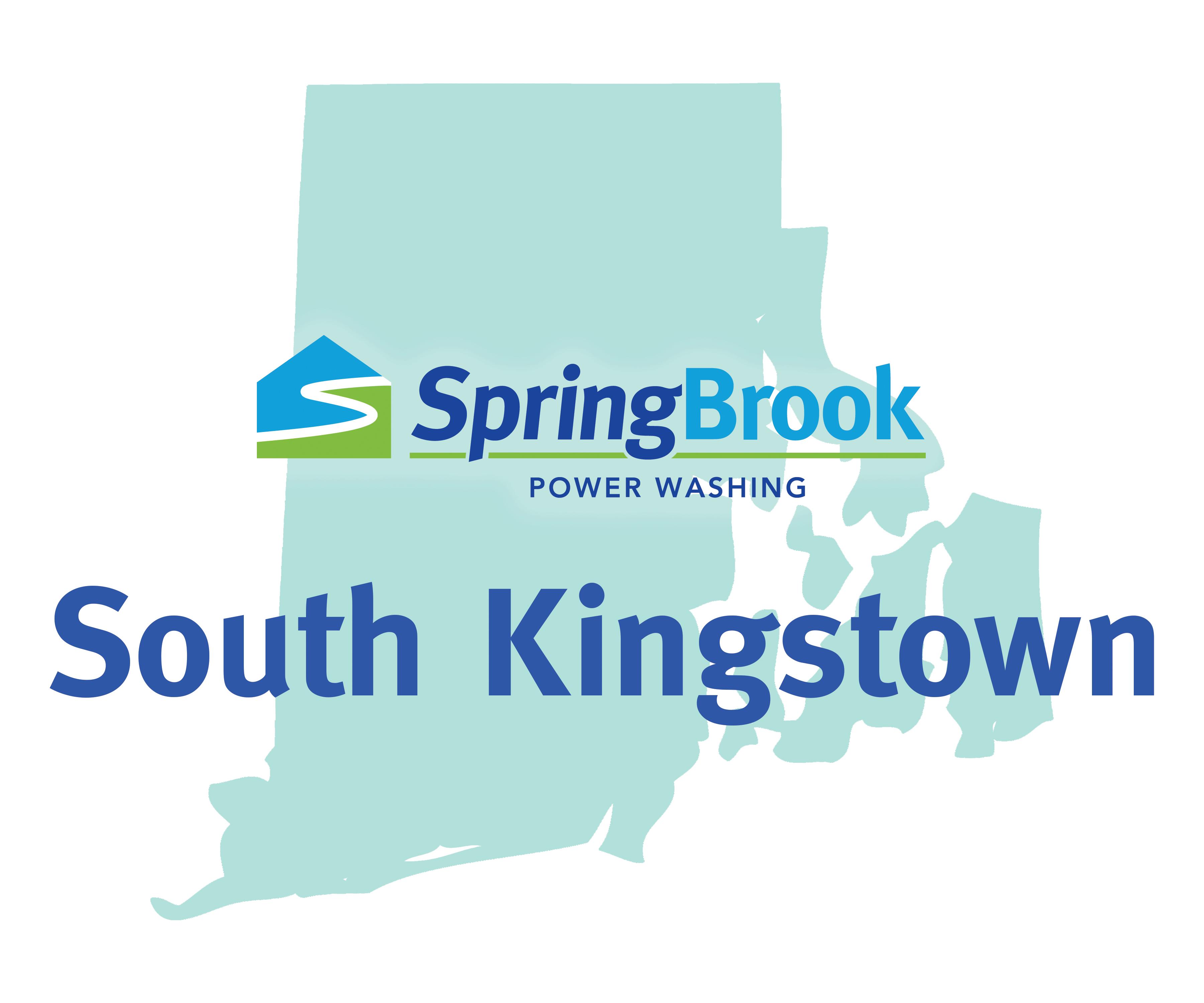 Springbrook Power Washing South Kingstown Rhode Island