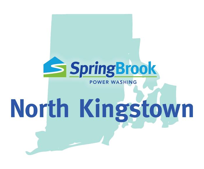 Springbrook Power Washing North Kingstown Rhode Island