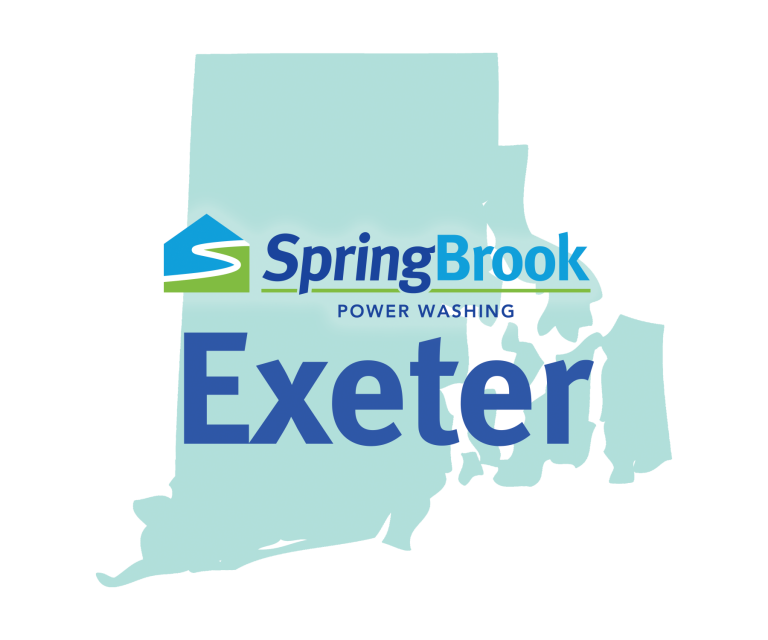 Springbrook Power Washing Exeter Rhode Island