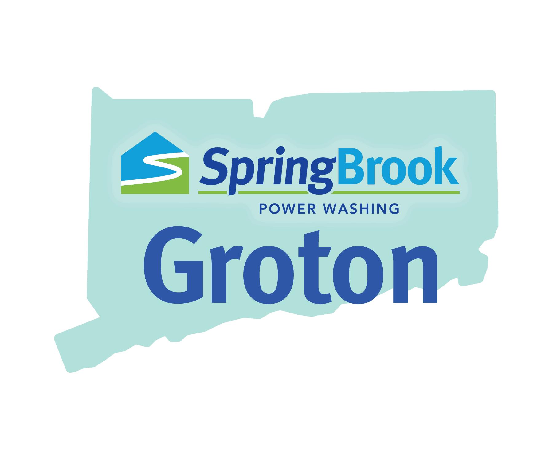 Springbrook Power Washing Groton Connecticut