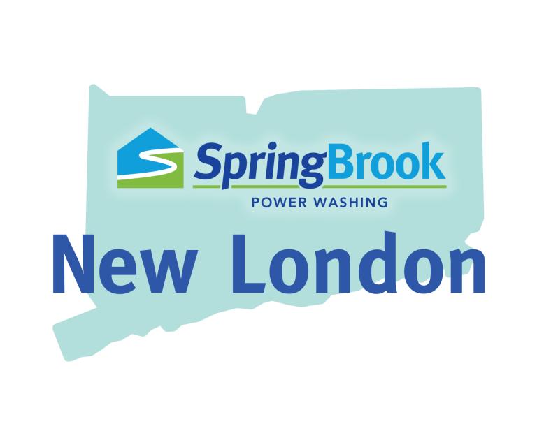 Springbrook Power Washing New London Connecticut