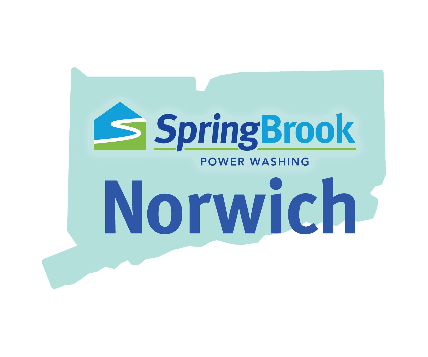 Springbrook Power Washing Norwich Connecticut