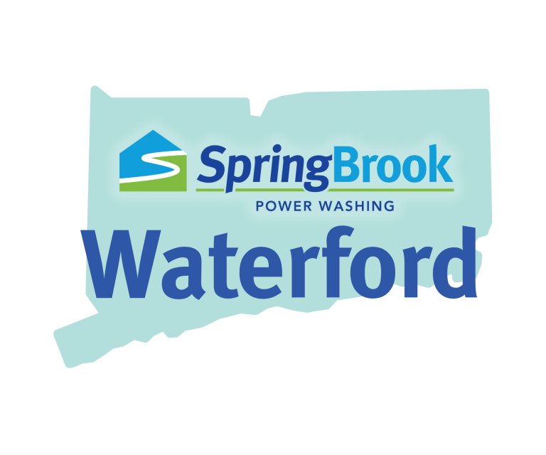 Springbrook Power Washing Waterford Connecticut