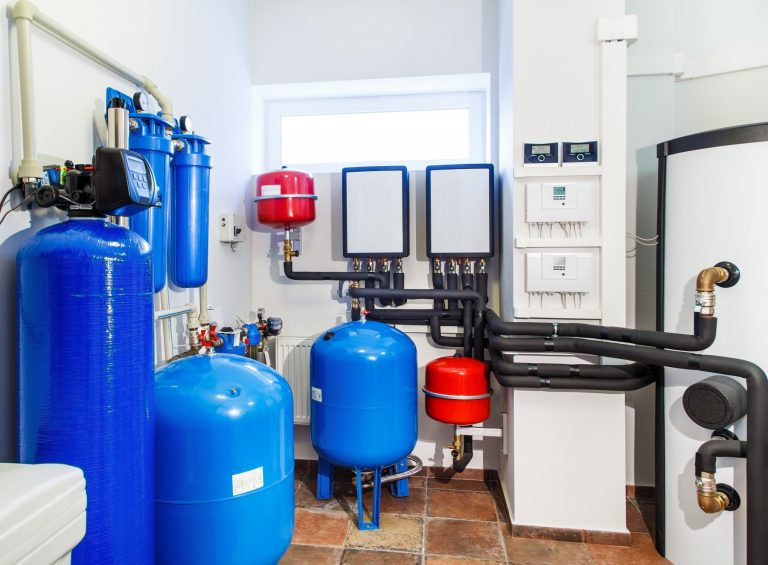 Home Well Water System