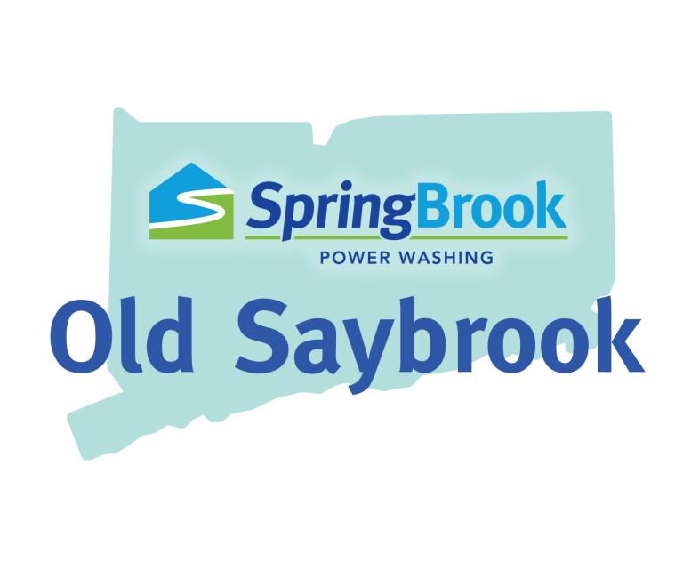 Springbrook Power Washing Old Saybrook